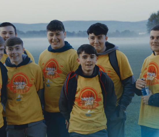 Electric Ireland | Darkness Into Light